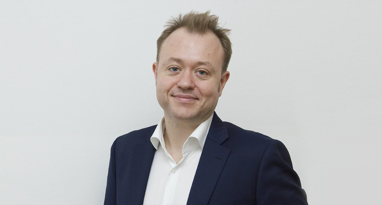 Senior consultant Clemens Hüthmair