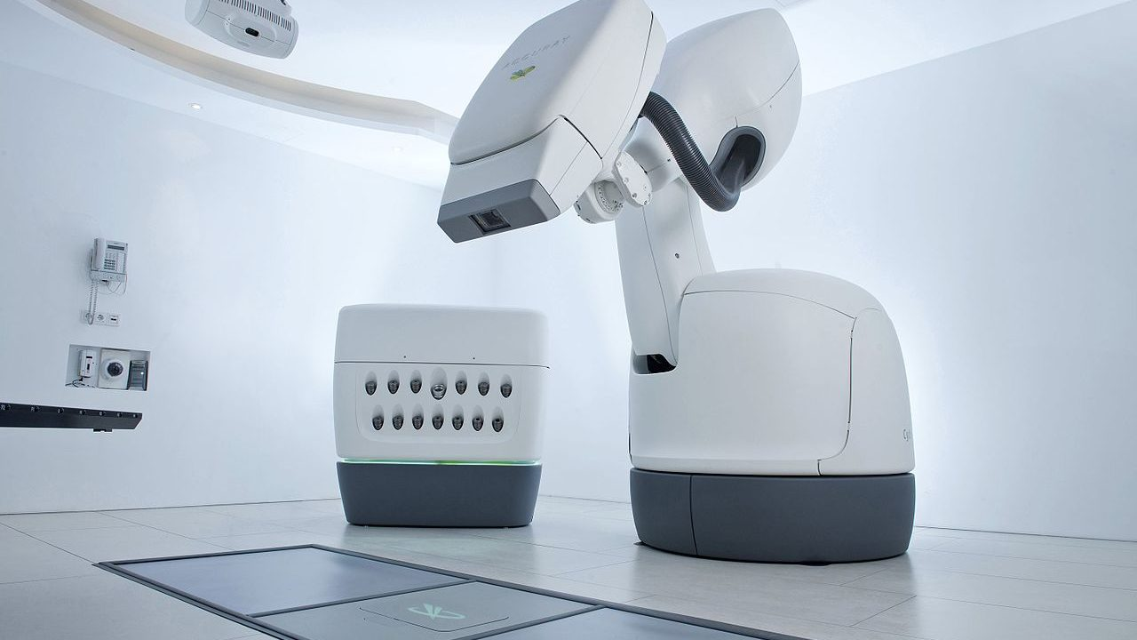 Ergebnis der Cyberknife Therapie bei Prostatakrebs
